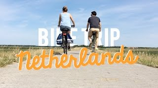Bike trip in Netherlands