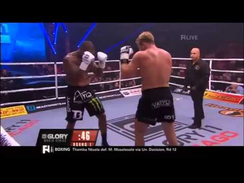 Tyrone Spong vs Nathan Corbett FULL VİDEO Glory 11Chicago 2013 Heavyweight Slam