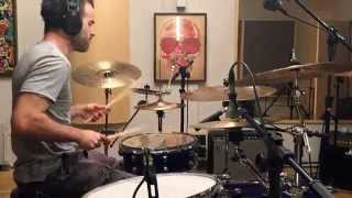 Arthur Rezende - Drum and Bass Groove on snare