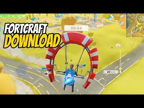 SAIUU!! FORTCRAFT PARA ANDROID DOWNLOAD