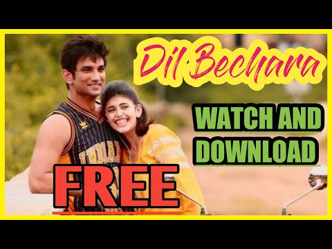 how-to-watch-and-download-dil-bechara-full-movie-|-dil-bechara-full-movie-|-sushant-singh-rajput