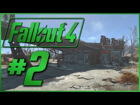 """The Unraveling of Zed in the Wasteland #2 - """"Outside"""" - Fallout 4"""