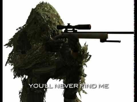 MW2 Camper Song Parody *NeW 2010* - whyd you snipe me