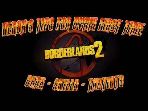 Borderlands: Derch's Tips for First time in UVHM