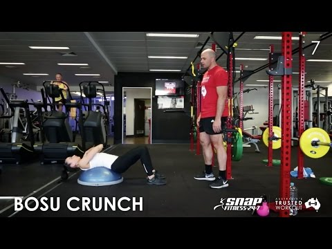 Snap Fitness HIIT workout