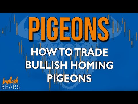 Bullish Homing Pigeon - What Do Bullish Homing Pigeon Candlesticks Look Like?