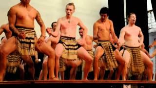 Haka for Maori 108 - University of Otago Dunedin