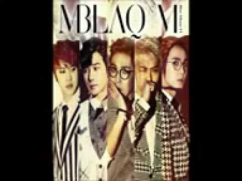 [MP3/DL] MBLAQ (엠블랙)- Be A Man (남자답게)