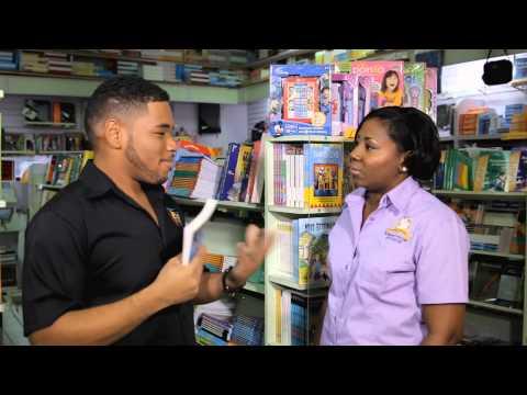 JNTV Footprints - Angels Books & Variety Store (JN Discount Merchant)