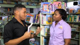 JNTV Footprints - Angels Books & Variety Store (JN Discount Merchant)