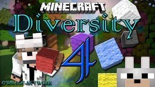 Minecraft Mini-Game: Diversity! [Multi-Genre] PART 4 TRIVIA!