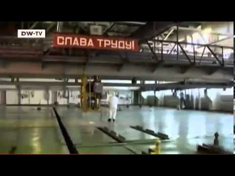 Markus Reher visits Russias Mayak nuclear facility