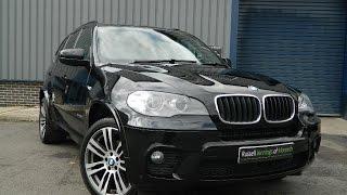 BMW X5 2012 Videos
