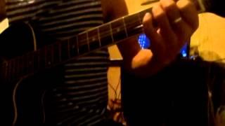 Формула любви - Уно моменто (Неаполитанская песенка) (кавер на акустической гитаре)