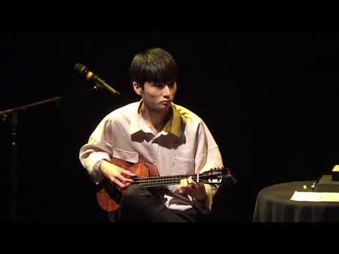가을아침 - Sungha Jung (Ukulele Live) - วันที่ 06 Aug 2018