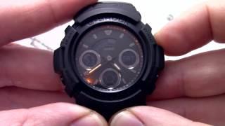 часы casio g shock aw 591bb 1a инструкция как настроить от presidentwatches ru