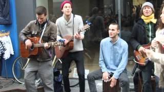 �������� ���� Уличные музыканты. Копенгаген. ������