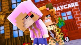 Minecraft Daycare - FIRING MY BEST FRIEND !? (Minecraft Roleplay)