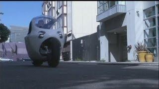 euronews hi-tech - Nuevo prototipo de vehículo eléctrico