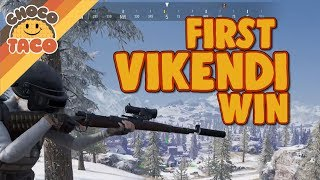 A Rough Day in VIKENDI - PUBG Gameplay