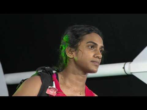Dubai World Superseries Finals 2016   Badminton SF2 M3-WS   Sung Ji Hyun vs Pusarla V. Sindhu