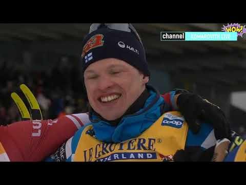 Лыжные гонки МУЖЧИНЫ 15 КМ КЛАССИЧЕСКИЙ СТИЛЬ Лахти 2019/2020
