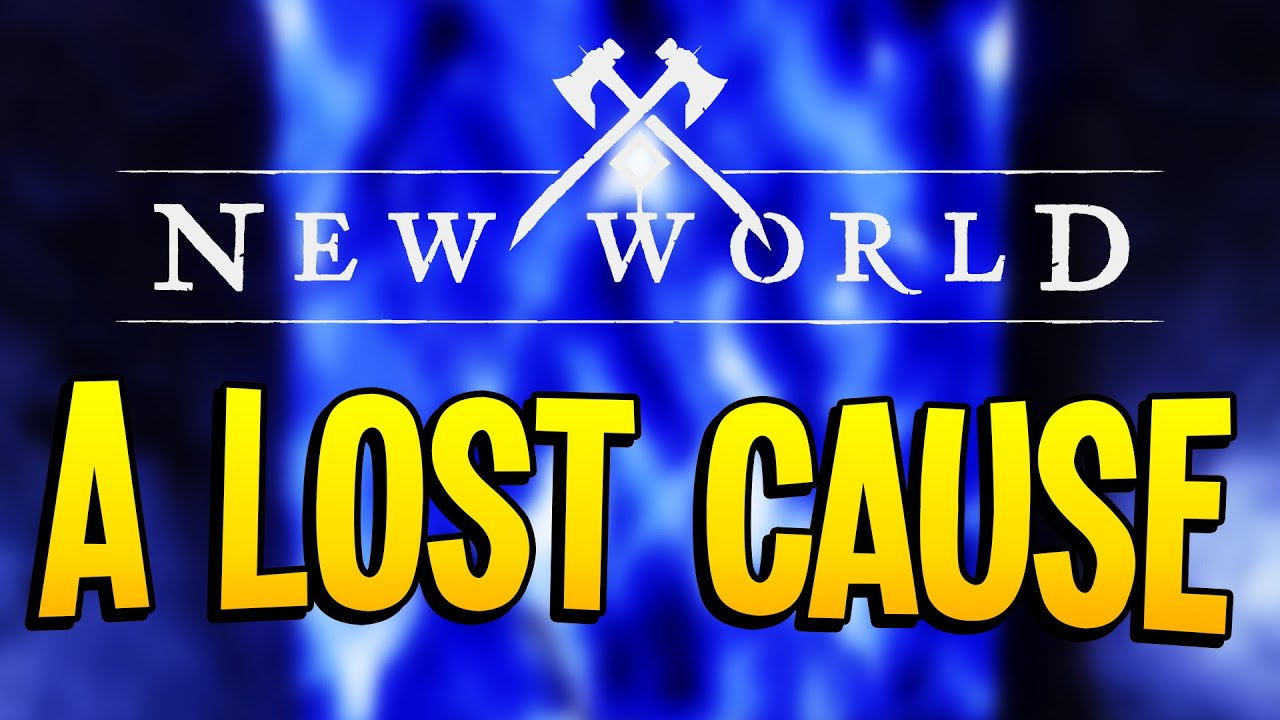 A Lost Cause New World Quest