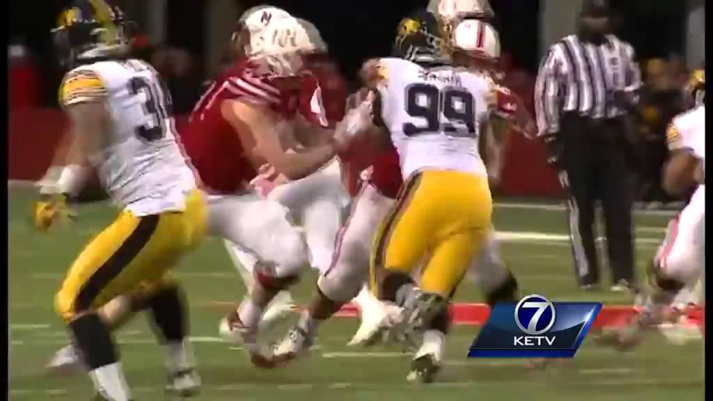 Iowa football drops outside of top 20 after Wisconsin heartbreak