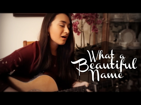 What A Beautiful Name   Hillsong (cover)