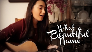 What A Beautiful Name | Hillsong (cover)