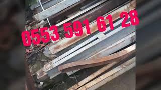 ikinci el demir celik 0553 591 61 28