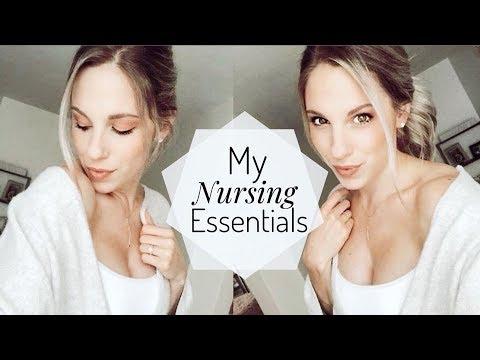 my-nursing-essentials-|-breastfeeding-must-haves