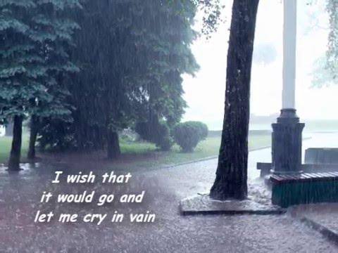 Rhythm of the Rain - Lyrics - The Cascades
