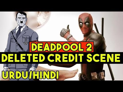 [URDU/HINDI] Deadpool 2 Deleted Post Credit Scene Explained