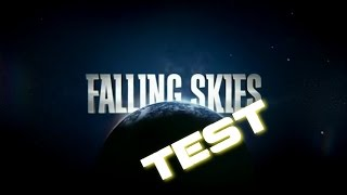 Falling Skies The Game ~ TEST ~