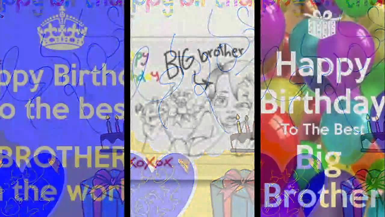 Happy Happy Birthday Annayya Youtube