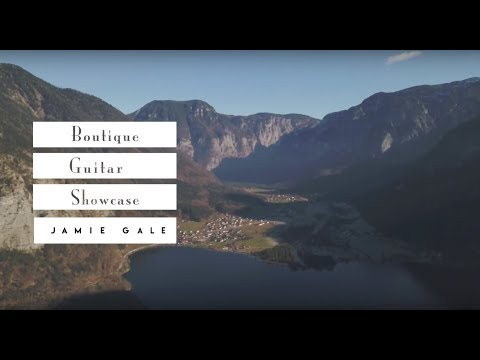 Boutique Guitar showcase in Hallstatt