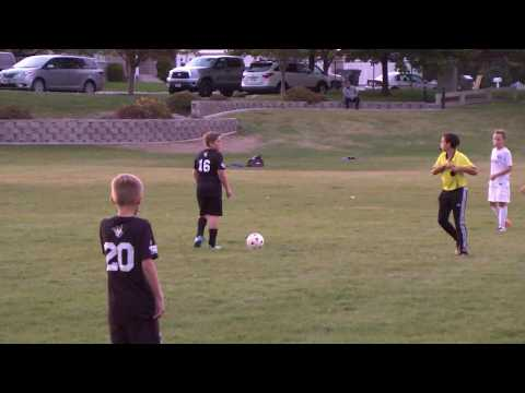 Utah Glory vs Wasatch JS - U12 D1 Soccer