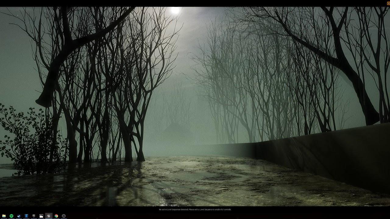 Scene Breakdown: Night Part 1 — Mike Marra | Lighting Artist