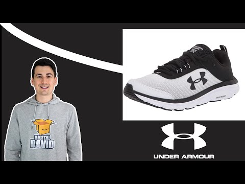 Under Armour Men's Charged Assert 8 Running Shoe First Impressions