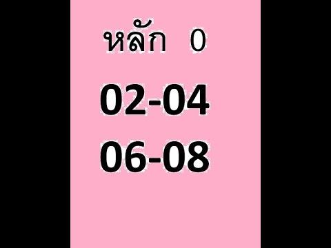 หวยเด็ด 1/6/59 เลขกำลังวันพุธ  เข้าทุกงวด เปิดก่อนรู้ก่อนใคร lotto  thailand