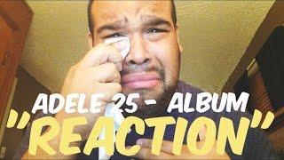 Baixar ADELE 25 FULL ALBUM [REACTION]