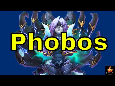 Phobos The New Hero In Castle Clash