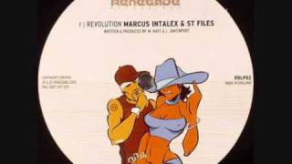 Marcus Intalex & St Files - Revolution