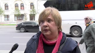Актриса Татьяна Догилева о деле Павла Устинова