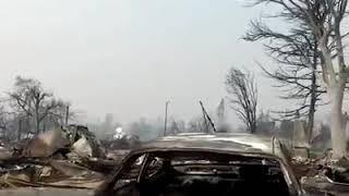 השריפות בקליפורניה: 13 אנשים מתו, כ-200 נוספים דווחו כנעדרים