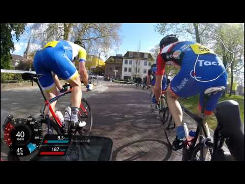 Heerde Criterium 29/04/2017 Amateurs/sportklasse - 5th place - #cycling