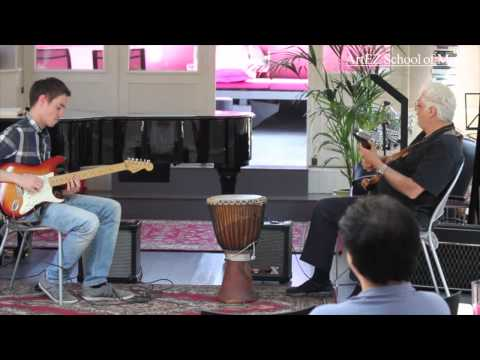 Jazz & Pop ArtEZ Conservatorium in Zwolle