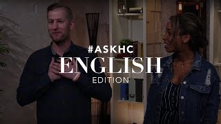 AskHC - Top 5 Questions - English