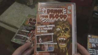 Umbrella Horror DVD [Comic Book Style], New DVDs, Horror & Vestron VHS